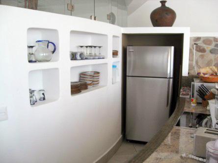 New Ocho Cascadas Villa 4 kitchen refrigerator