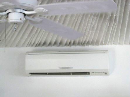 New Ocho Cascadas Villa 4 master bedroom air conditioner