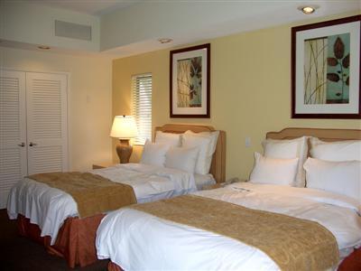 Marriott Desert Springs Villas Lockout bedroom