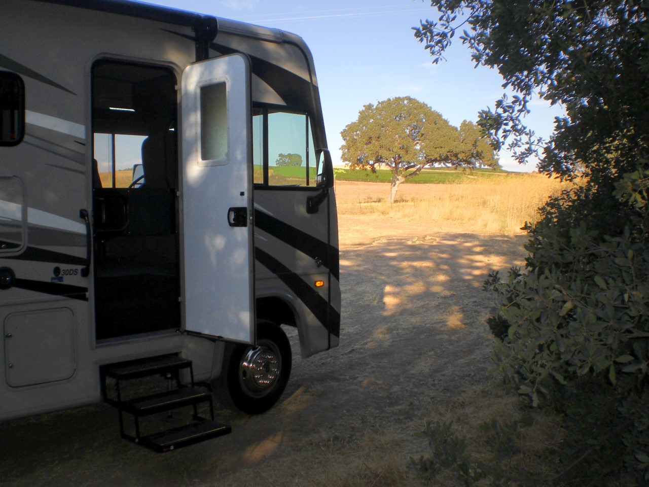Tobin James Cellars - Harvest Host RV camping area