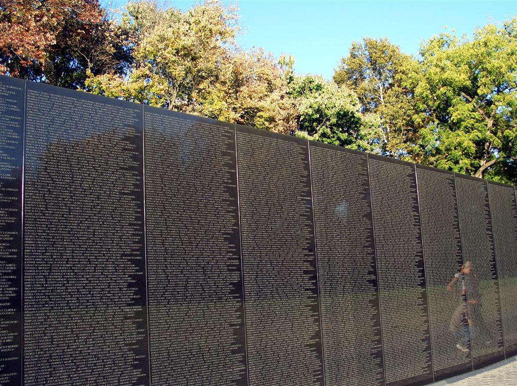 Pics Photos Vietnam Veterans Memorial The Vietnam Wall