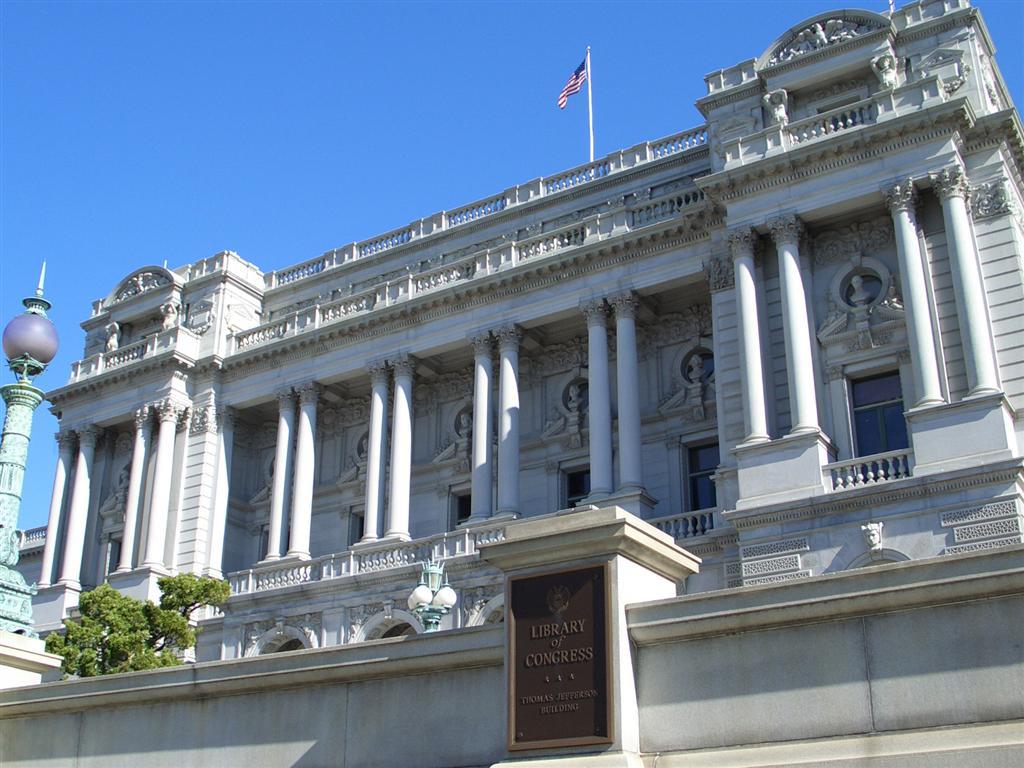 Library of Congress Exterior Library of Congress